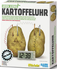 green-science-kartoffeluhr