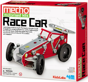 mecho-motorised-kits-race-car