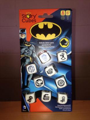 Rory's Story Cubes Batman