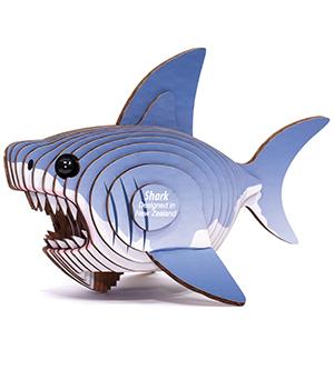 Dodoland Puzzle Eugy Shark Haifisch