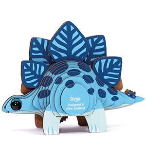 Dodoland Puzzle Eugy Stego Stegosaurus