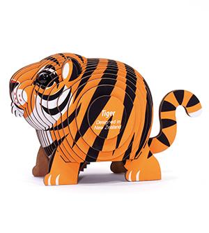 Dodoland Puzzle Eugy Tiger