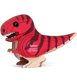 Dodoland Puzzle Eugy Tyranno Tyrannosaurus