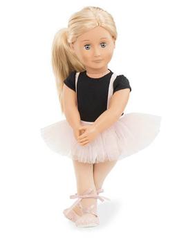 Our Generation Violet Anna Puppe Ballerina
