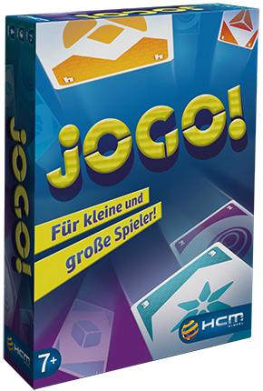 Jogo Kartenspiel fuer kleine und grosse Spieler