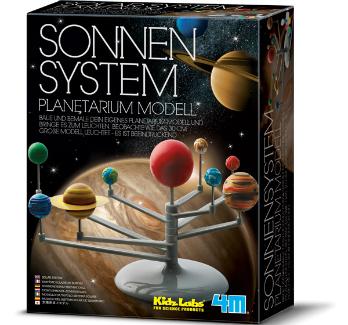 Sonnensystem Planetarium Bastelset