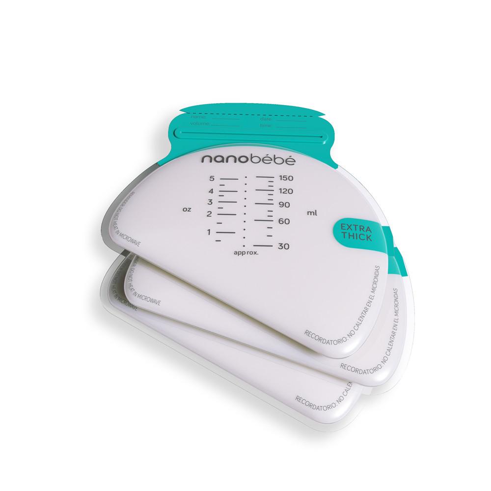 grau Flexy Schnuller 2er Pack nanobebe 3m+